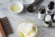 Natural Hair Care / hair, natural, natural hair care, diy, tips, homemade, routine, recipes