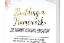 Blogging / Blogging, learning how to blog, tips for blogging
