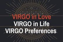 Virgo Love, Virgo Life, Virgo Preferences / Whether you're a Virgo, you have a Virgo around, love or hate a Virgo, or just curious or fascinated by Virgo: here are their personality traits & preferences. Interested in moving beyond reading quotes? Why not start your own horoscope journal to track your relationships by sign. Have a blast reflecting and speculating about Virgo & their combinations. Visit sommertimejournals.com to see the product series, get a look inside, grab free bonus material.