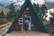 Exterior Dream Home / by Kristina Holman