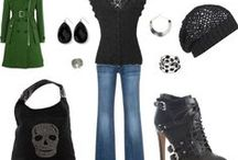D'Pirate Fashion / All the clothes, shoes, and accessories I love, and wish I could have in my closet! / by Domestic Pirate