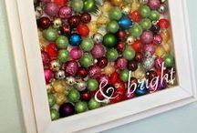 Getting Crafty! - Christmas / free printable Christmas signs; craft ideas; ideas for kids DIY tutorials