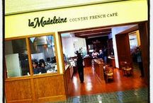 what's happening at la Madeleine / See the latest at our cafes! For more information - http://www.lamadeleine.com/ / by la Madeleine Country French Café