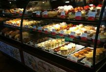 pâtisseries / you can find sacher torte, strawberry napoleon, lemon tart, fruit tarts, parfaits, coconut cake, cheesecake, and more.  view our bakery menu at http://www.lamadeleine.com/menu/bakery / by la Madeleine Country French Café