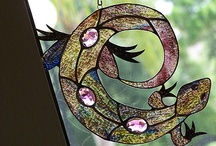 Stained glass  / by MaryAnne S-L
