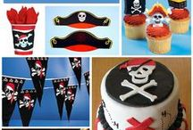 D'Pirate Party / Party plans, party ideas, party decor, party tips... All the party things! / by Domestic Pirate