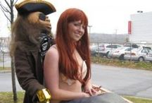 D'Pirate Costumes / Creative costumes for parties, holidays, and random occasions. / by Domestic Pirate