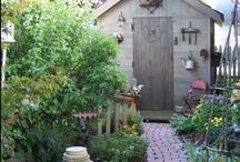 Garden Sheds / by Amy Eshelman