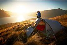 Camping // Bivouac