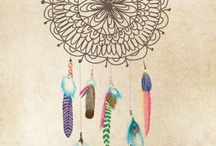 dreamcatchers / by alana leanne
