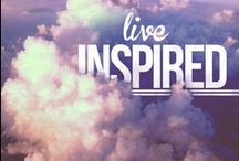 A ♥ to InSPIRE / www.4cyourdreams.com / by Jacqueline Claxton