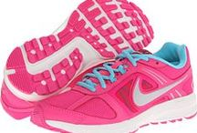 Athletic Shoes / by Jenna Koeble