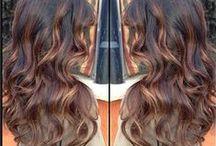 Hair & Make-up / by Kim Sampson
