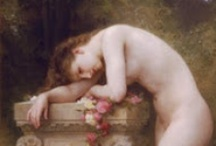 Classical Figurative Painting / by Royal Rococo