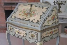 French Furniture / by Royal Rococo