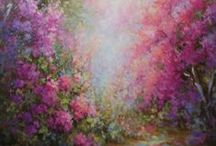 Nature Impressions - My paintings /   impressionism paintings by JonnyJ Petros