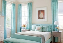 Drapery / Curtains / Drapery can add a elegant and airy look to any room. Don't discount the value of a great set of drapes. They can elongate a window, make a room look larger, and block out light.