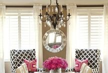 Shutters / Custom shutters add beauty to your windows and value to your home.