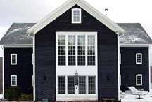 architecture ∙ home exteriors / by melissa ∙ sawyer
