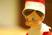 Elf on a Shelf / by Elicia Winner