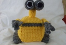 Free  TV & Movie Crochet Patterns / Make Your Own TV & Movie Character With A Free Pattern found here by a variety of designers! Click on the pictures to get to the pattern :)