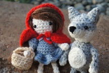 Free Storybook Crochet Patterns / Make Your Own Storybook or Fantasy Character With A Free Pattern found here by a variety of designers! Click on the pictures to get to the pattern :)