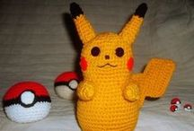 Free Pokemon Crochet Patterns / Make Your Own Pokemon With A Free Pattern found here by a variety of designers! Click on the pictures to get to the pattern :)