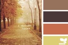 Color Palette  / by BobbiJo Reinking
