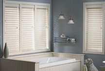 Faux Wood Blinds / Faux Wood Blinds, one of our most popular products, are an attractive, durable, and affordable option for window coverings.