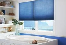 Cellular Shades / Honeycomb Shades / Cellular Shades / Honeycomb Shades are the #1 pick for energy efficiency and great for bedroom shades and office shades. Blindsgalore is a great place to find discount cellular shades too. They have attractive crisp pleats in many size and you can pick extra cells for better temp control. There are also motorized, top down & cordless choices.