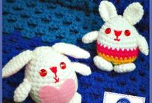 Free Easter Crochet Patterns / by Sharon Ojala