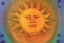 Sun, Moon & Stars / by Cindy Gloria-Marsh