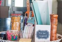 Back to School / Back to School in around the corner and we've compiled our favorite items, DIY ideas, and ways to prep your home for this fun time. Pin for later - you can never be too prepared for back to school!