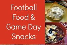 Game Day / We have compiled the best game day recipes, football decorations, and fan gear so you can have the best football season yet!