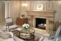 Fireplaces / Fireplaces have the ability to make your home feel warm and cozy. They add the perfect touch of elegance to any living room or bedroom.