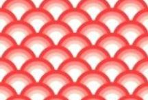 Fanning Tatum, Pattern of the Month / April's pattern of the month, Pins by our Creative Director Deb / by SCOUT