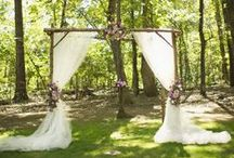 Wedding Themes ~ Rustic Charm
