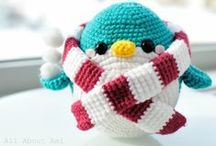 Free Penguin Crochet Patterns / by Sharon Ojala