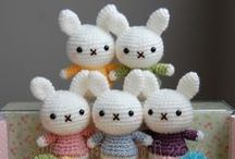 Crochet ~ Amigurumi / Crochet amigurumi patterns to delight and add cuteness to your life.
