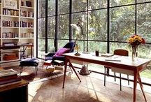 OFFICE SPACE / by Marieliz Collazo