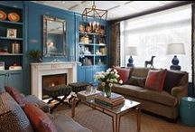 Living Room / living room & family room inspiration