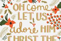 Joy to the World, The Lord Has Come! / Christmas Time!
