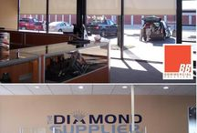 Commercial window coverings / Call Budget Blinds for your free consultation  http://www.budgetblinds.com/Livonia