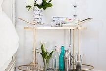 bar cart goals