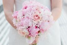 Bouquets and petals