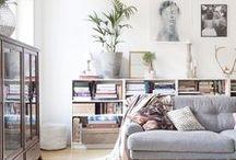 Home Interior / by Jamie Brickell