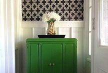 Home Decor Ideas / by Christina Jowers