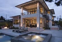 Dream Home / These are the designs and decor I'd have in my dream home! / by Christina Jowers