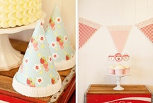 strawberries and creme {mix} / by alanna@themerryhomemaker