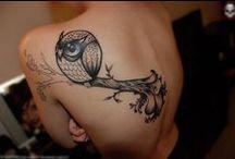 Tattoos :))))) / by Rachael Burriss